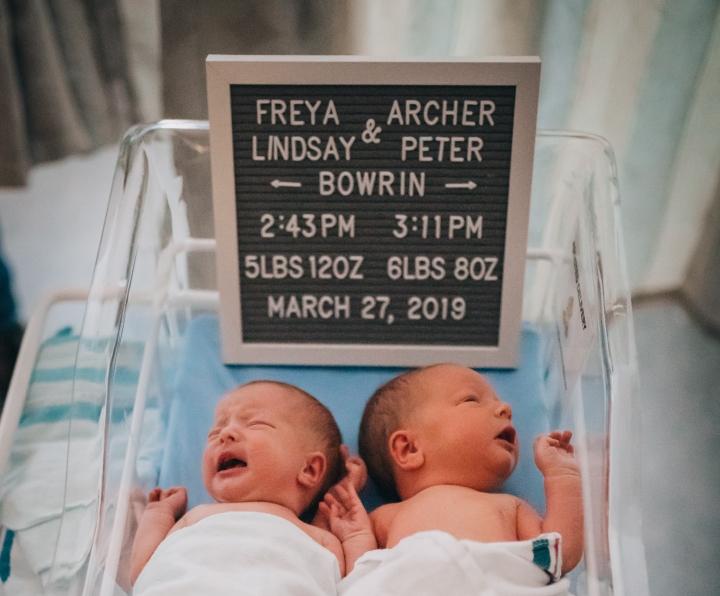 Fresh 48 – Freya &Archer